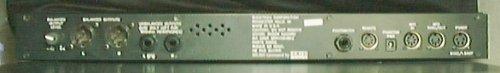 ROCKTRON VooDu Valve - Rear Panel